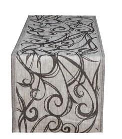 Дорожка для стола, лен 45x160 дизайн Jukka Rintala